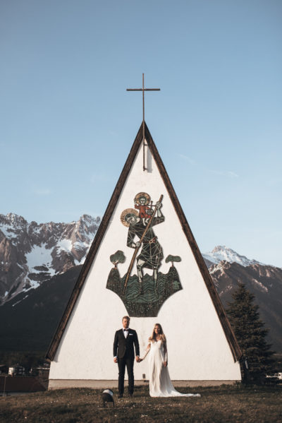 Innsbruck Austria Wedding Photographer Destination elopement